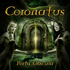 Coronatus porta obscura DIGIPAK-CD (205600) (female-squadra gothic metal)
