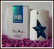 Thierry Mugler A Men Pure Shot 100ml Eau de Toilette OVP ABSOLUTE RARITÄT!