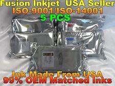 5 new Compatible Cartridge canon PFI-703 iPF810 815 820 825 700ml mfp m40 ink tt