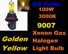 Golden Yellow Xenon 100w -Suzuki 09-11 Equator/08-11 SX4 High/Low Beam 9007/HB5