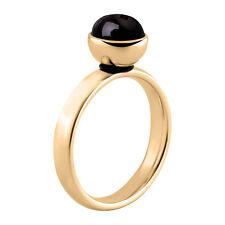 twisted by Melano Ring goldfarben Größe 58 ohne Aufsatz M 01R5010 G zum wechseln