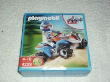 PLAYMOBIL  4229 QUAD BIKE  PULL AND GO   BRAND NEW
