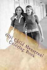 Girl Child Menstrual Coloring Book : WHeEL by Kelvin Moonga (2015, Paperback,...