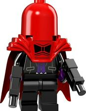 Lego Minifigures - The Lego Batman Movie - Red Hood