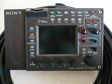 Sony RM-B750 + 10m CCA5cable for HDW/HDC/PDW/PMW & other HD/SD camcorders, RMB