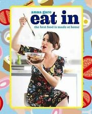 EAT IN by Anna Gare : WH2-R6D : PB915 : NEW BOOK