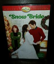 Hallmark Snow Bride Christmas Holiday Collection Countdown to Christmas dvd New