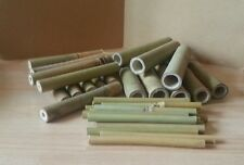 Pack of 35 Bamboo Bee Tubes to make your own Bug House Insect Ladybird Bee Boxes