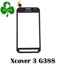 For Samsung Galaxy Xcover 3 G388 Touch Screen Digitizer Replacement Black