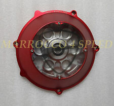 Ducati Window Clutch Cover 1098 1198 Streetfighter 1100 1100s Corse Performance