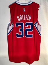Adidas Swingman 2014-15 Jersey Los Angeles Clippers Blake Griffin Red sz L