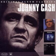 Original Album Classics - Johnny Cash (2012, CD NEUF)3 DISC SET