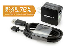 Tenergy Turbo USB Universal AC Wall Charger w/ Qualcomm® Quick Charge™ 2.0