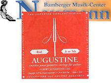 Rojo A5 Konzert Guitarra Acordes Augustine medio tensión Cuerdas de nylon