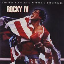 ROCKY IV / 4 / FOUR: ORIGINAL FILM SOUNDTRACK CD INC BONUS TRACK SURVIVOR / NEW