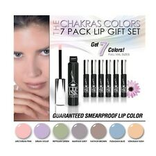 LIP-INK® Chakras Colors 7 Pack Gift Set  smearproof