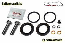 Bmw K75 89-96 Pinza De Freno Trasera Sello Reparar Reconstruir Kit 1994 1995 1996