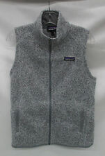 Patagonia Womens Better Sweater Fleece Vest 25886 Birch White Size Large