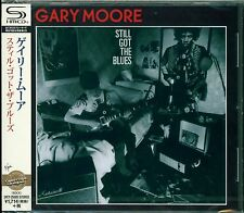 STILL GOT THE BLUES Remastered 2015 SHM CD +5 BONUS TRX by GARY MOORE - NEW