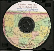 Cherokee Land Lottery - Georgia