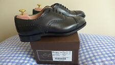 Brand New in Box Church's Diplomat Black Brogues 9.5 G - 9.5G + Cedar Shoe Trees