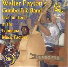 Payton, Walter, Live in Store at the Louisiana Music Factory, Excellent Live, Im