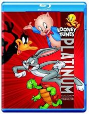 LOONEY TUNES Collection Vol. 2 DAFFY DUCK Bugs Bunny PORKY PIG 3 BLU-RAY BOX Neu