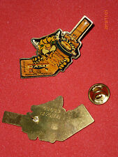 LOT OF 2-FLORIDA PANTHERS TICKET PINS-OPENING NIGHT-1993-INAUGURAL YEAR-NUMBERED
