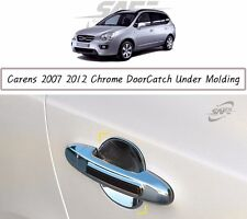 SAFE Chrome Door Catch Under Molding For KIA Carens Rondo 2007 2012