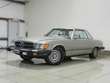 Mercedes-Benz : 400-Series 450SLC COUPE