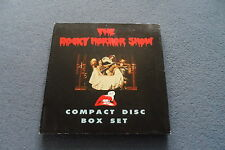 The Rocky Horror Show Compact Disc Box Set With Extra Inserts Great Gift Idea!