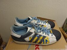 ADIDAS SUPERSTAR 1 NBA SERIES DENVER NUGGETS 14 BASKETBALL SHOES NEW