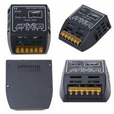 20A12V 24V Panneau Solaire Régulateur Contrôleur Charge Batterie Sécurité Jardin