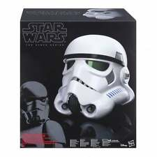 Star Wars Rogue One Black Series Stormtrooper Electronic Voice Changer Helmet