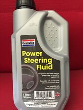 POWER STEERING FLUID (RED ) LARGE 1LTRE BOTTLE RED POWER STEERING FLUID