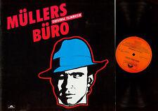 LP-- Müllers Büro (Original Filmmusik)