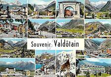 Cartolina - Postcard - Souvernir Valdotain- vedutine - 1966 - VG