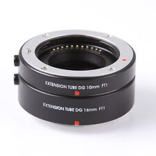 Automatic macro extension tube Ring 10mm + 16mm Micro M4/3 for Olympus panasonic