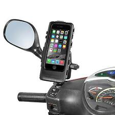 iPhone 6 PLUS Piaggio Carnaby Liberty 125 waterproof hardcase mirror base mount