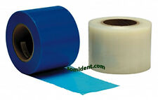"Barrier Film Blue 4"" x 6"" 1,200 Sheets.Perforated only Roll , Dental or Tatto"
