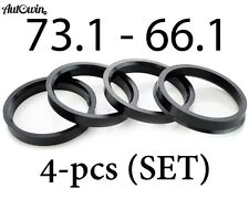 Hub Centric Rings / Alloy Wheels Spigot Rings Centre Rings 73.1-66.1 73.1-66.1