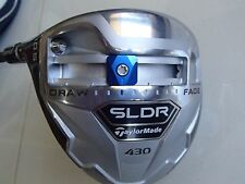 Taylormade  SLDR 430  10.5 degree  LH   stiff flex  Driver golf club  + tool