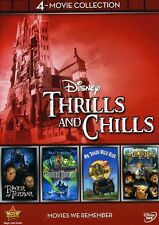 Disney Thrills and Chills: 4-Movie Collection (2012, REGION 1 DVD New) WS