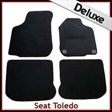 Seat Toledo Tailored LUXURY 1300g Car Mats (1999 2000 2001 2002 2003 2004)