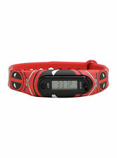 DISNEY MARVEL DEADPOOL LCD WATCH PEDOMETER GET FIT FITNESS TRACKER STEP TRACKER