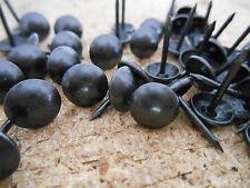 200 Ziernägel/Polsternägel in antik , 11 mm im Durchmesser