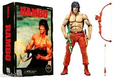 Action figure John Rambo Classic Video Game film Stallone 20 cm by Neca
