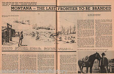 Montana-Last Frontier Branded +Armington,Butt,Coomb,Edsall,Foukway,Gallinger