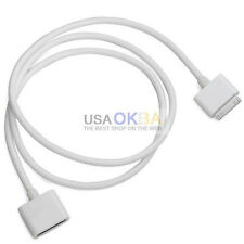 30 PIN Dock Extender Extension AV Data SYNC Cable for iPhone 4G/4S iPod touch