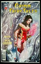 GRIMM FAIRY TALES, Wrath Snow Queen #2a Johnson variant (ZENESCOPE Comics) - NM